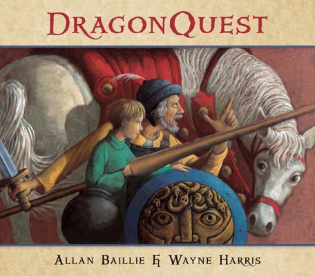 Dragonquest By Baillie, Allan/ Harris, Wayne (ILT)